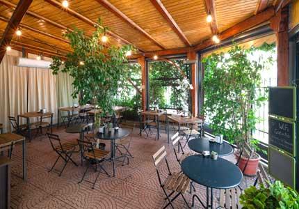 Veranda per bar provincia di Milano