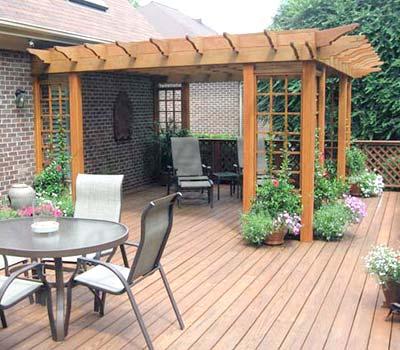Costo verande in legno